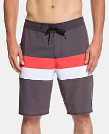 "Quiksilver Men's Highline Seasons 20"" Board Shorts"