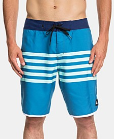 "Men's Grassroots Stripe 20"" Board Shorts"