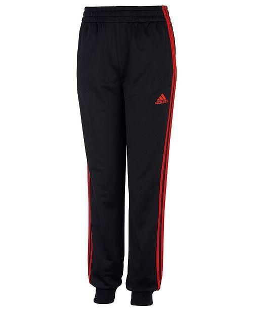 adidas Big Boys Impact Tricot Jogger Pants