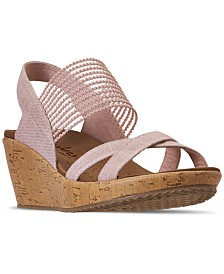 Skechers Women's Beverlee High Tea Sandals from Finish Line