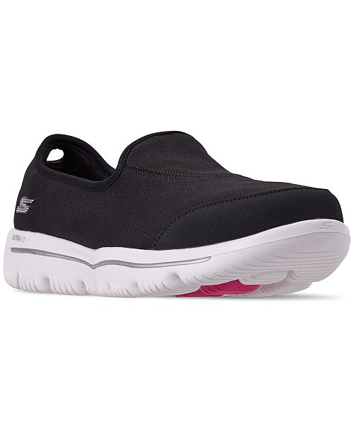 2d617040ac2d7 ... Skechers Women s GoWalk Evolution Ultra - Legacy Slip-On Walking  Sneakers from Finish ...