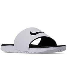 Nike Men's Kawa Slide Sandals from Finish Line