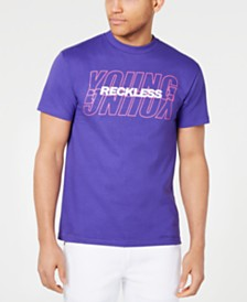 Young & Reckless Men's Reciprocal Logo T-Shirt
