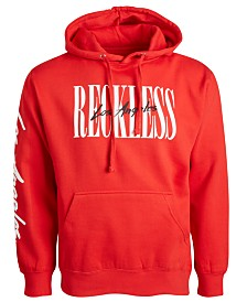 Young & Reckless Men's Logo Graphic Hoodie