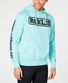 Young & Reckless Men's Technic Logo Hoodie