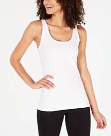 Charter Club Supima Cotton Camisole Tank, Created for Macy's