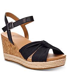 UGG® Women's Joslyn Wedge Sandals