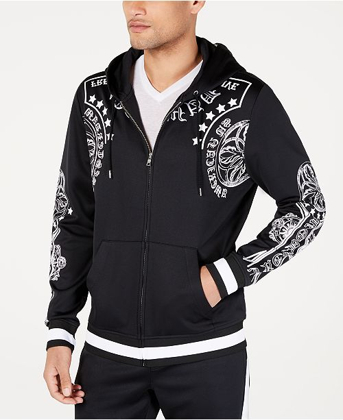 7e4cf9b092d4 I.N.C. Men's Fallout Graphic Hoodie, Created for Macy's