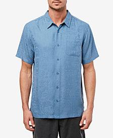 Jack O'Neill Men's Tropics Aloha Print Woven Shirt
