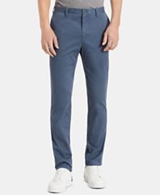 Calvin Klein Men's Slim-Fit Performance Stretch Chinos
