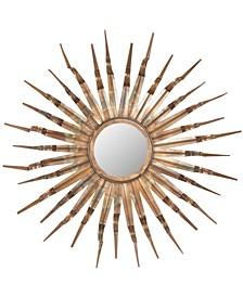 Sun Mirror in Copper