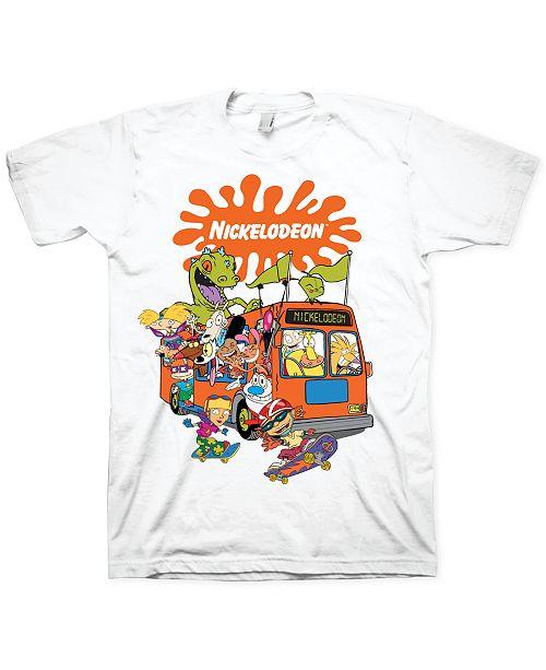 21d42280d Freeze 24-7 Nickelodeon Men's Graphic T-Shirt & Reviews - T-Shirts ...