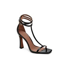 BCBGMAXAZRIA Ina T-Strap Dress Sandals