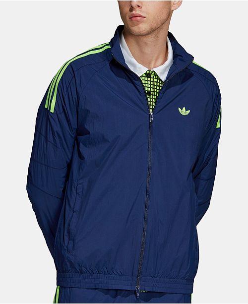 adidas Men's Originals Flamestrike Jacket