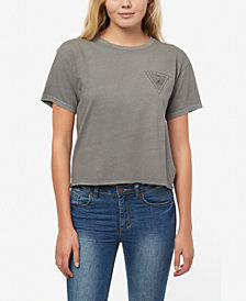 O'Neill Juniors' South Beach Cotton Graphic-Print T-Shirt