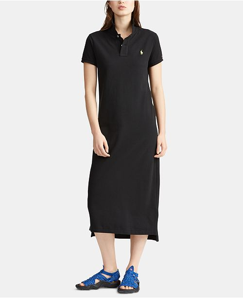 Shirtdressamp; Reviews Polo Dresses Lauren Ralph Cotton pSMGLUjqzV