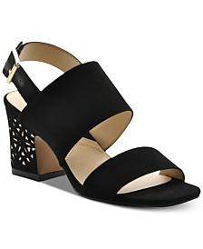 Adrienne Vittadini Cristal Sandals