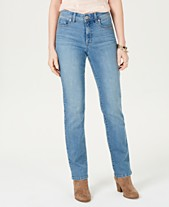 058d54a73c8 Style & Co Tummy-Control Straight-Leg Jeans, Created for Macy's
