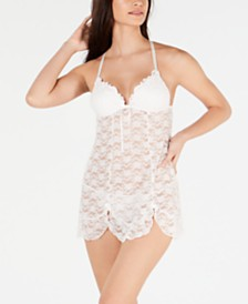 Linea Donatella Heirloom Bridal Babydoll