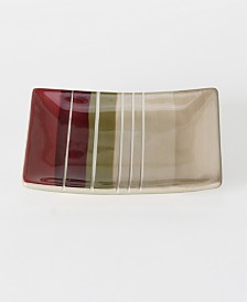 Saturday Knight Ltd. Madison Stripe Soap Dish