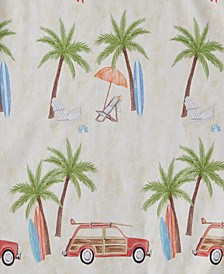 Ltd. Paradise Beach Shower Curtain