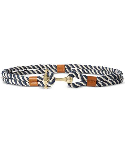 Lauren Ralph Lauren Nautical Rope Belt