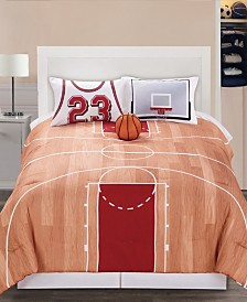 B-Ball 4-Pc. Comforter Sets
