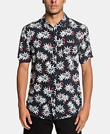 Men's Floral Graphic Shirt