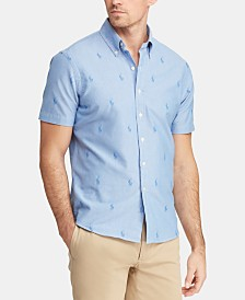 Polo Ralph Lauren Men's Classic-Fit Pony Shirt