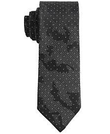 DKNY Big Boys Camo-Print Tie