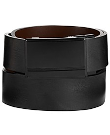 Men's Reversible Custom Fit Belt, Created for Macys