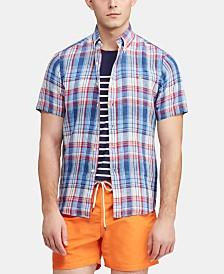Polo Ralph Lauren Men's Classic-Fit Linen Shirt