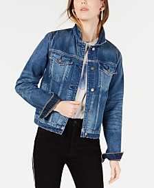 Hudson Jeans Cotton Trucker Denim Jacket