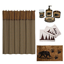 HiEnd Accents 21-Pc. Bear Bathroom Set