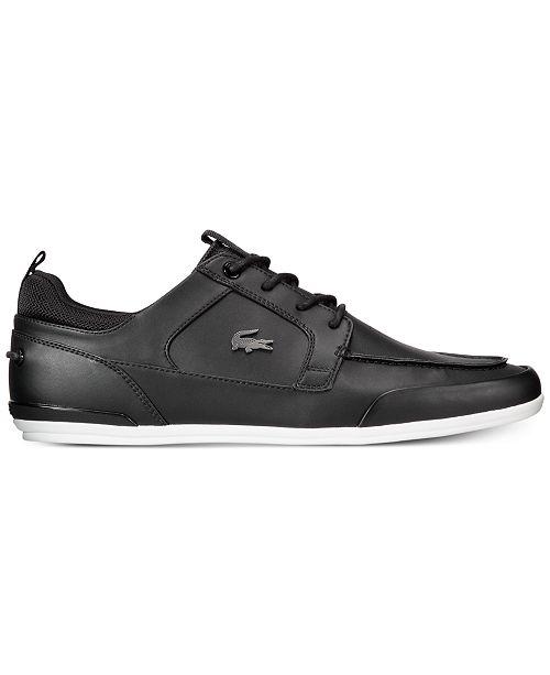 quite nice cc84b 0d4e5 ... Lacoste Men s Marina 119 1 Boat Shoes ...