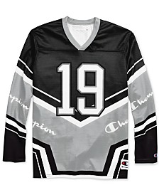 Champion Men's C-Life Colorblocked Hockey Jersey