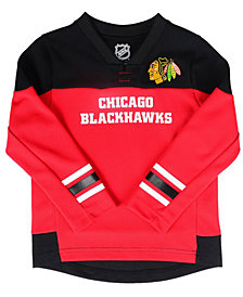 Outerstuff Chicago Blackhawks Playmaker Pant Set, Toddler Boys (2T-4T)