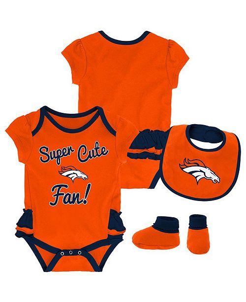 2b7095df Outerstuff Denver Broncos Trifecta Set, Infants (0-9 Months) & Reviews ...
