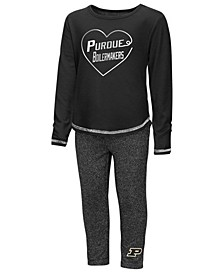 Purdue Boilermakers Legging Set, Toddler Girls (2T-4T)