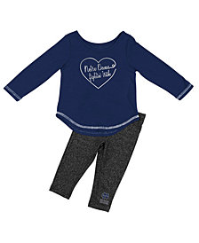Colosseum Notre Dame Fighting Irish Legging Set, Infants (12 months)