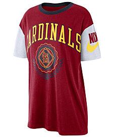 Nike Women's St. Louis Cardinals Retro Boycut T-Shirt