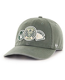 '47 Brand Milwaukee Bucks Diamond Patch CLEAN UP MF Cap