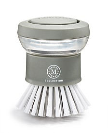 Martha Stewart Collection Soap Dispensing Palm Brush, Created for Macy's