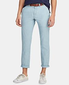 Polo Ralph Lauren Men's Stretch Cotton Chino Pants