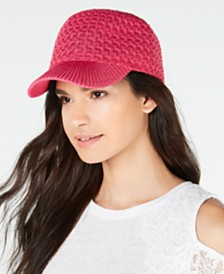 I.N.C. Packable Knit Baseball Cap, Created for Macy's