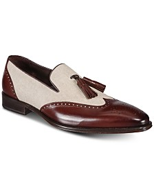 Mezlan Men's Tassel Slip-On Loafers