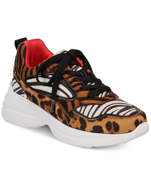 Material Girl Ossianna Sneakers, Created for Macy's