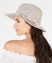 I.N.C. Packable Textured Tassel Panama Hat 629651b9e59