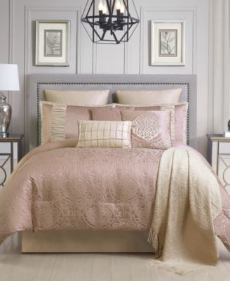 Wanelle 200-Thread Count 10-Pc. Full Comforter Set, Created for Macy's