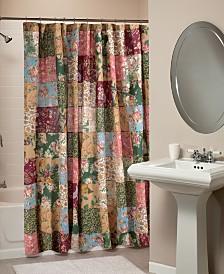Antique Chic Bath Shower Curtain